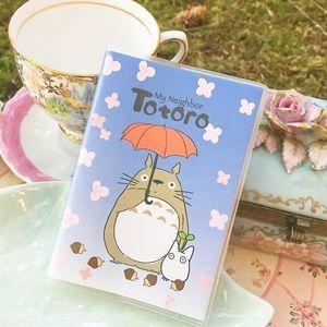 Coming soon! Totoro notebook